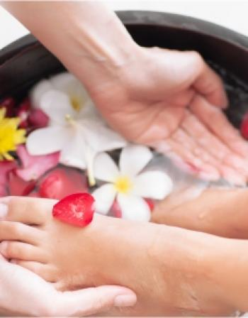Luxurious Paraffin Hands or Feet 90 mins